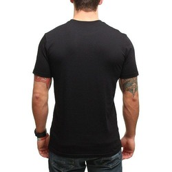 RVCA TROPIC DOOM TEE BLACK 2
