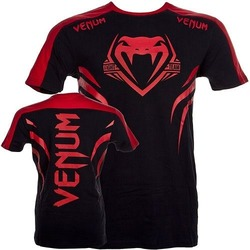 T-shirt Venum Shockwave 2 RedDevil1