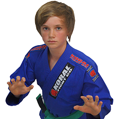 KORAL kids 柔術衣 First モデル