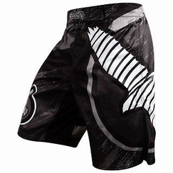 Chikara 3 Fight Shorts black 1a