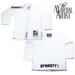 The Martial Artist Competition Gi1