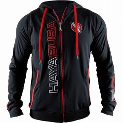 Prime Hoodie red 1a
