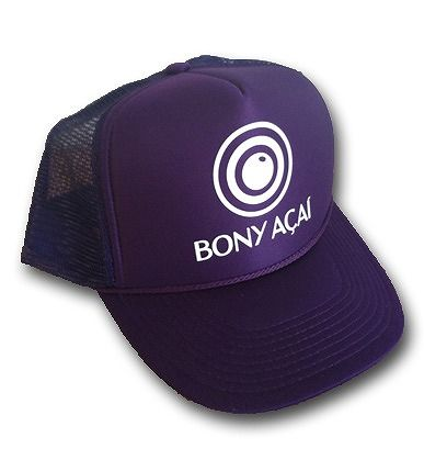 1Bony-Purple-Trucker