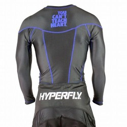 Nightwing Rash Guard LS 2