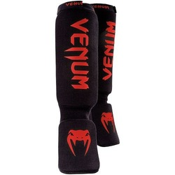 Kontact Shinguards blackred 1