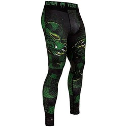 Green Viper Spats BlackGreen 1