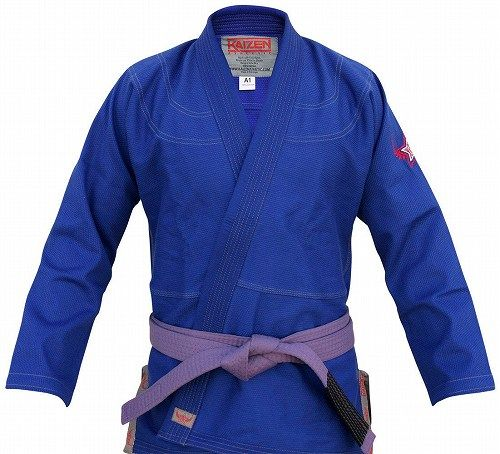 Adult BJJ Kimono - Blue 3