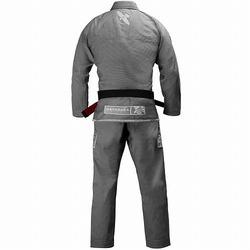 Lightweight Jiu Jitsu Gi grey 2