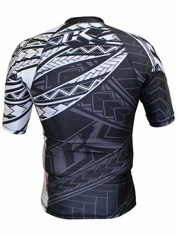 Tribal Rashguard Short2