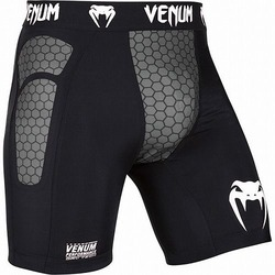 Absolute Compression Shorts - Dark Grey 1