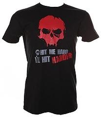 T-shirts Hard Hitters BK 1