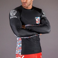 Scramble Skuruma Pocket Rashguard 1