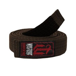 BJJ Belt brown
