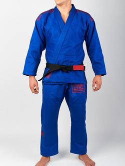 NEO BJJ GI blue 1