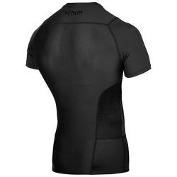 G Fit Rashguard Short Sleeves Black 3