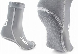 jaco Hybrid Training Socks silverlake