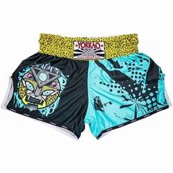 CarbonFit APEX Leopard Shorts 1
