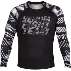 Speed Camo Urban Rashguard - Long sleeves black 1