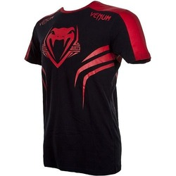 T-shirt Venum Shockwave 2 RedDevil3