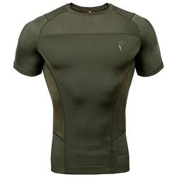 G Fit Rashguard Short Sleeves Khaki 1