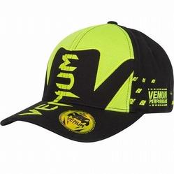 Cap Hurricane Black Neo Yellow1