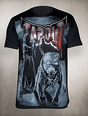 Tap ouT Tシャツ チアゴ・アウベス Pit Bull Tシャツ