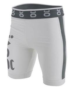 jaco Vale Tudo Fight Shorts - Long (WhiteSilverlake)1
