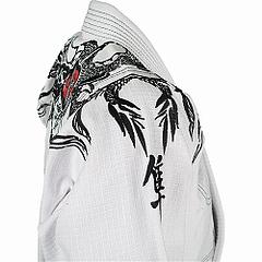 Hayabusa 柔術衣 サイド