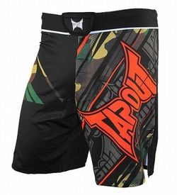 Tapout Performance Fight Shorts camo1