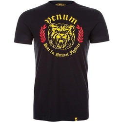 Natural Fighter Bear Tshirt 1