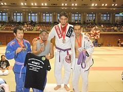 CBJJEアジア選手権紫帯アブソルート