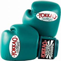 Matrix Petroleum Boxing Gloves 1