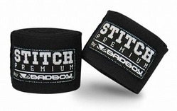 Stitch Premium Hand Wraps black