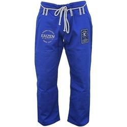 Kaizen Athletic Competitor BJJ Kimono blue 4