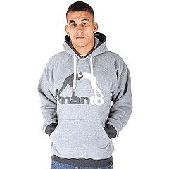 MANTO hoodie CLASSIC melange1
