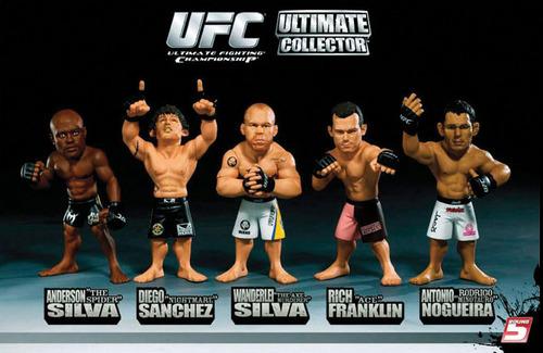 UFCアルティメットコレクターシリーズ3