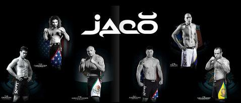 Jaco Clothing ファイトウェア