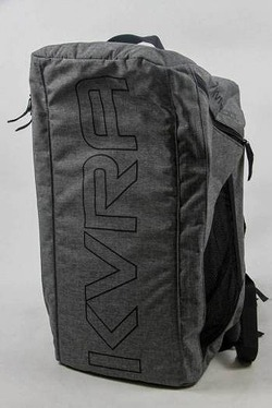 Mochila Multi Bag gray black 2