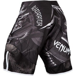 Gladiator 30 Fightshorts blackwhite 3