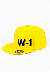 W-1 Cap - Yellow1