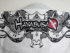 Hayabusa 柔術衣 バック