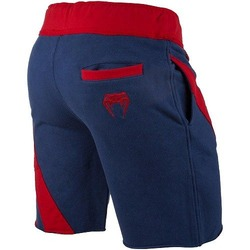 Jaws Cotton Shorts navy-red 3
