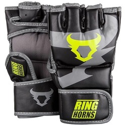 Charger MMA Gloves blackneoyellow1