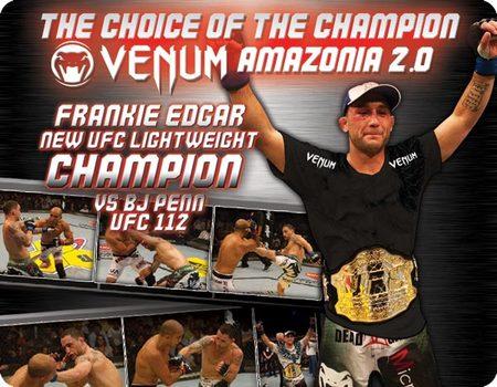VENUM UFCファイター フランク・エドガー