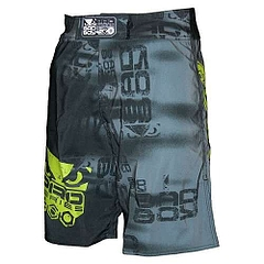 Bad Boy fightshorts-matrix-black