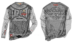 TapouT Vintage tlst03 gray