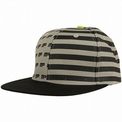 MP Nation Snapback Flatbrim Hat 1
