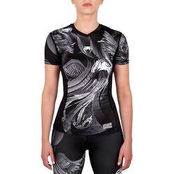 Phoenix Rashguard Short Sleeves BlackWhite 1