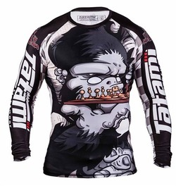 Chess Gorilla Rash Guard 1