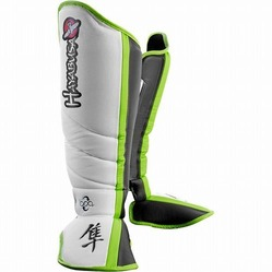Hayabusa Mirai Series Shin Guards1